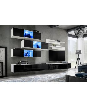 Idea K3 - entertainment wall unit