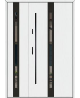 Fargo 25 DB - front door design with side panels