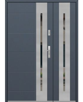 Fargo 26H DB - front door with side panels