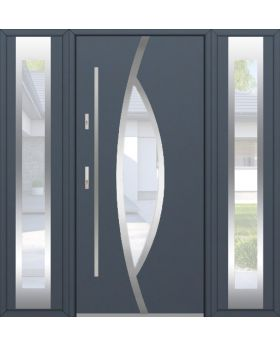Fargo 31 T - contemporary front double door