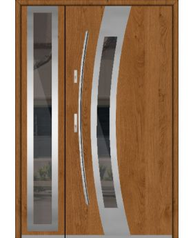 Fargo 38A DB - double front entry doors
