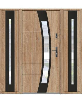Fargo 38 T - double front entry doors