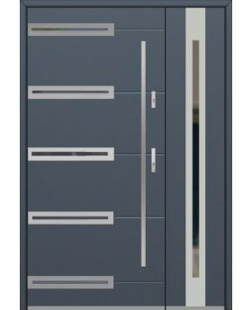 Fargo 39 DB - front door with side panel