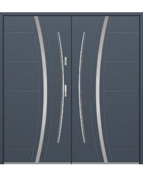 Fargo 40 double - double front doors / french doors