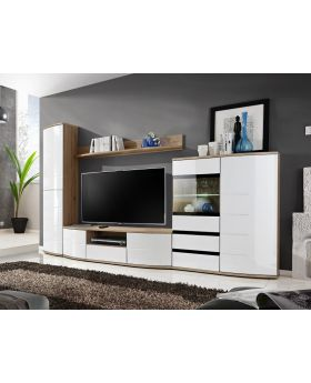 Timore 1 - entertainment wall units
