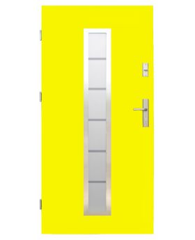 Fargo 12 CAMELEON - yellow front door