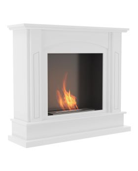 Florence - contemporary fireplace