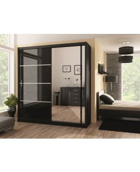 Vezon 203   Sliding Door Armoire ...