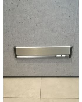 Aluminium Door LetterBox and Hole for Fargo doors