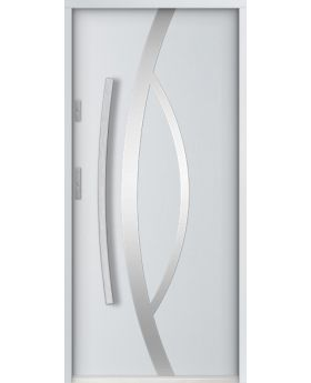 Kastor - metal front door for home