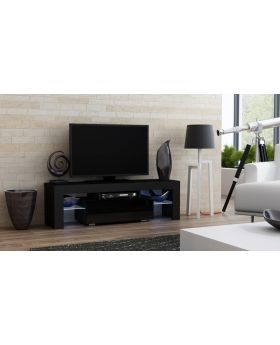 Milano 130 width TV stand