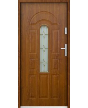 Virgo - modern front door for sale