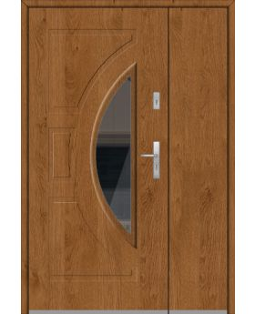 Fargo 10 DB - double entrance doors