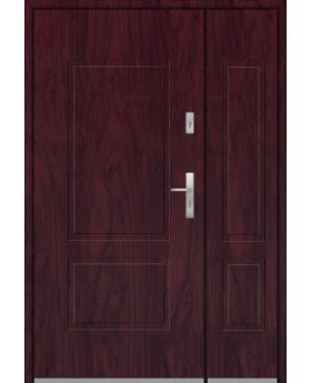 Fargo 14 DB - entrance door with side panels