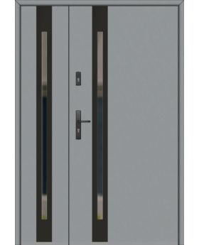 Fargo 25A DB - front door design with side panels