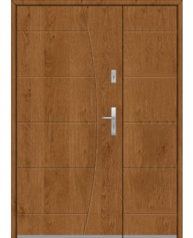 Fargo 26G DB - front door with side panels