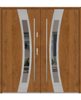 Fargo 38A double - double front doors / french doors