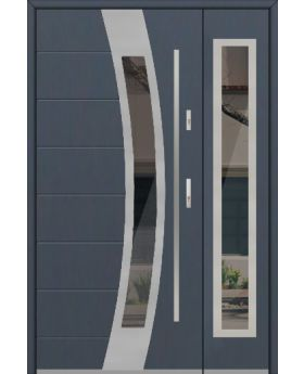 Fargo 38 DB - double front entry doors