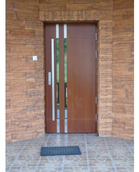 Florcal - external wooden door / oak or pine front door
