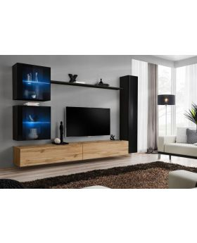 Shift 18 - media wall unit